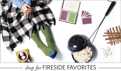 FIRESIDE FAVORITES